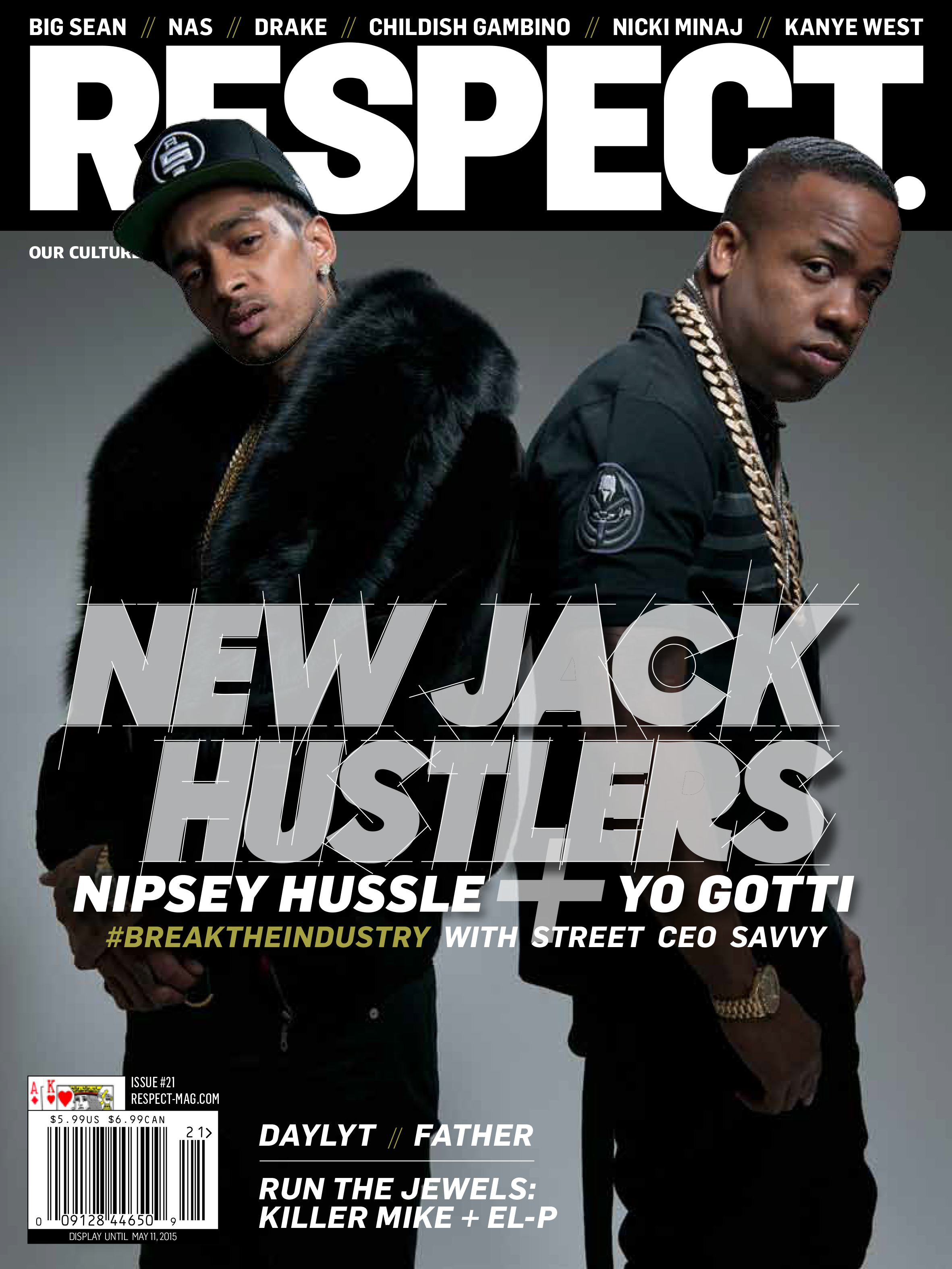 America's Most Wanted: Nipsey Hussle & Yo Gotti cover