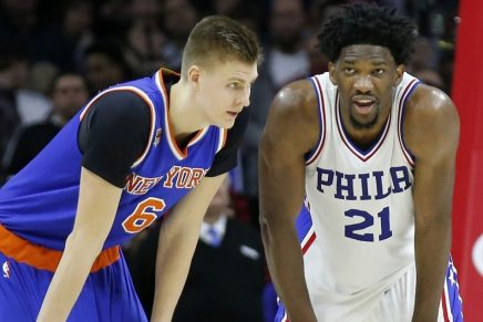 Scoop B: At seasons end, could the Celtics, 76ers, Nets & Knicks all make the NBA Playoffs?