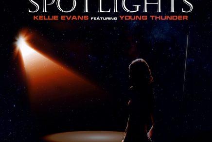 "RESPECT. The Track: Kellie Evans – ""Spotlights"""