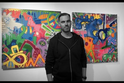 RESPECT. Interview: Artist JPO Talks Creative Process, What Inspired Him To Do Art And More