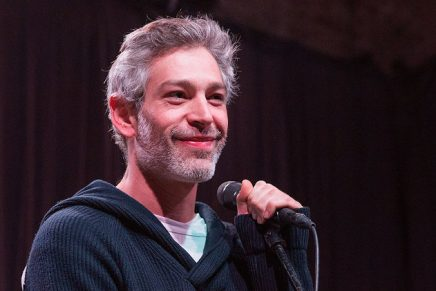 Scoop B: Grammy-nominated reggae artist Matisyahu says there are many white rappers like he and Eminem that have 'M.M.' as their initials
