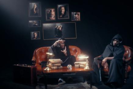 """AJ Tracey Connects with Jme & Denzel Curry for """"Alakazam"""" Visual"""