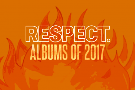 RESPECT.'s Top 10 Albums of 2017