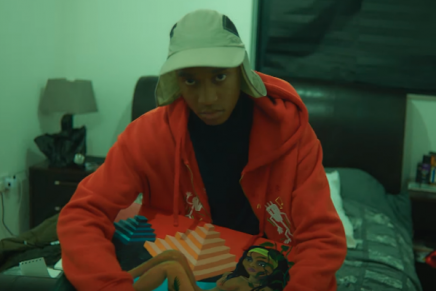"""Rejjie Snow Connects with Aminé for """"Egyptian Luvr"""" (Prod. KAYTRANADA)"""
