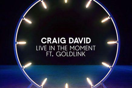 "Craig David & GoldLink Join Forces on ""Live In The Moment"" (Prod. KAYTRANADA)"