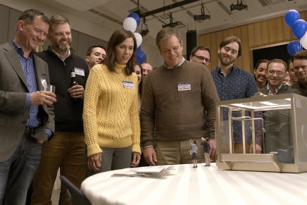 The Movie 'Downsizing' Fits Perfectly with Gulliver's Gate