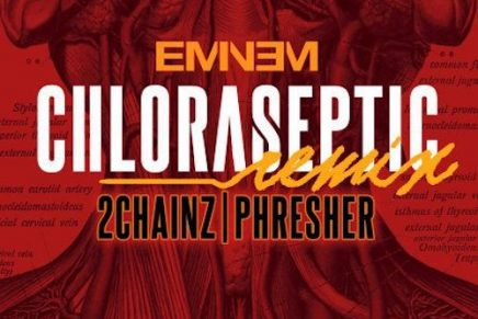 """2 Chainz Joins Eminem & Phresher for """"Chloraseptic"""" Remix"""