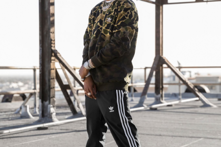"""The Champs Sports Exclusive adidas Originals NMD """"Camo"""" featuring Rich The Kid"""