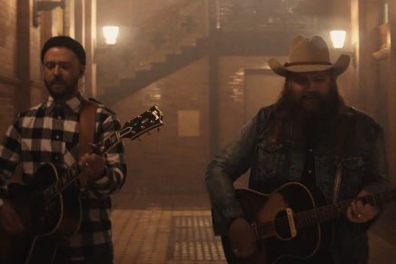 """NEW VIDEO: Justin Timberlake Teams Up with Chris Stapleton for """"Say Something"""""""