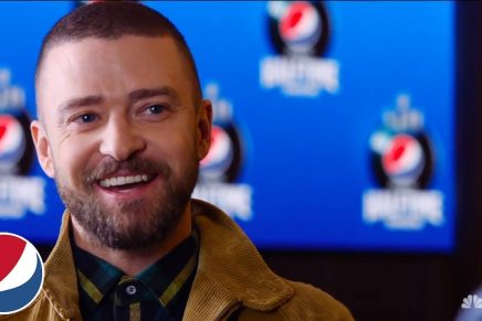 Pepsi Releases Second BTS Footage With Justin Timberlake