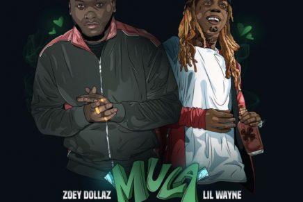 """Zoey Dollaz Adds Lil Wayne to """"Mula"""""""