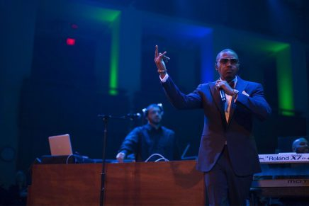 WATCH: Nas Performs 'Illmatic' at the Kennedy Center in D.C.