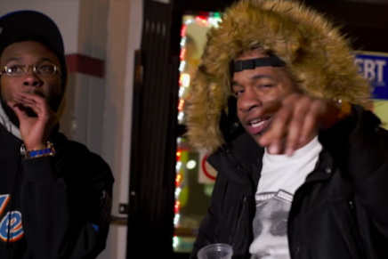 """Kid Breeze & Richie Wes Connect to Apply Some """"Pressure"""" in New Visual"""