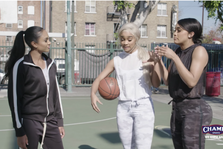 The Gonzalez Twins Ball Out In L.A. On Her Take Episode During All-Star Weekend