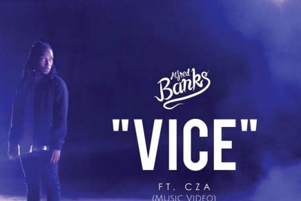 """Alfred Banks Drops New Visual For """"Vice"""""""
