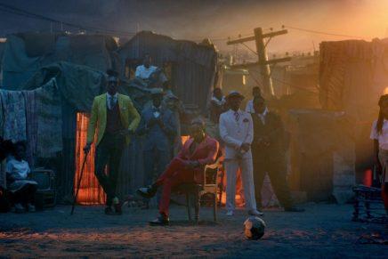 "Kendrick Lamar & SZA Head to Wakanda in ""All The Stars"" Visual"