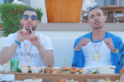 "Fredo Heads Out to Dubai in ""Playin' For Keeps"" Visual"