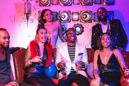 """Mark Steele Releases Festive Visual for """"Good Time"""" [Watch]"""