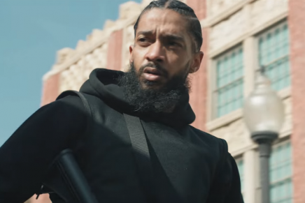 """""""Hussle and Motivate"""": Nipsey Hussle Delivers the Message with Cinematic New Visual"""