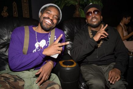 Outkast Spotted at the Atlanta Screening of 'Unsolved'