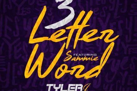 "RESPECT. Premiere: Tyler J – ""3 Letter Word"" (Feat. Sammie)"