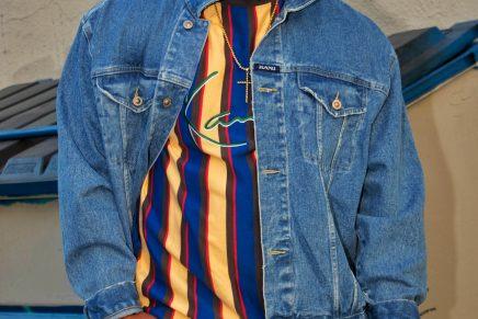 #OnTheRadar The North Memphis Artist Bandanna Bonds For Karl Kani + New Music