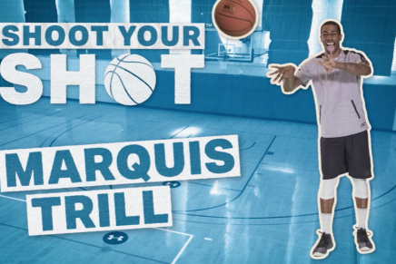 Under Armour Basketball Drops Shoot Your Shot S2: Episode 3 with Marquis Trill
