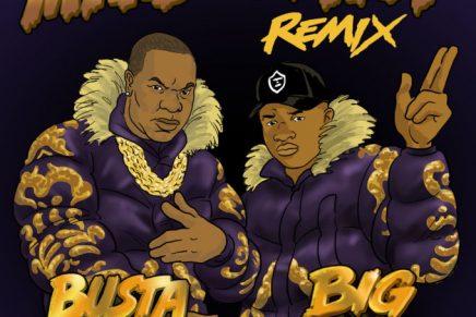 "Busta Rhymes Jumps on Big Shaq's ""Mans Not Hot"" Remix"