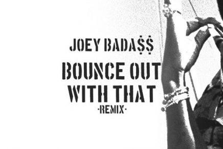 "Joey BADA$$ Flips YBN Nahmir's ""Bounce Out With That"""