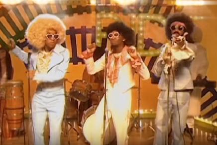 "Migos & Drake Get Retro-Funky in ""Walk It Talk It"" Visual"