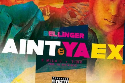 "NEW MUSIC: Eric Bellinger Feat. Tink & Mila J – ""Ain't Ya Ex"""