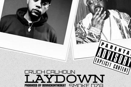 """#MusicMonday: Cruch Calhoun feat. Smoke DZA – """"Laydown"""""""