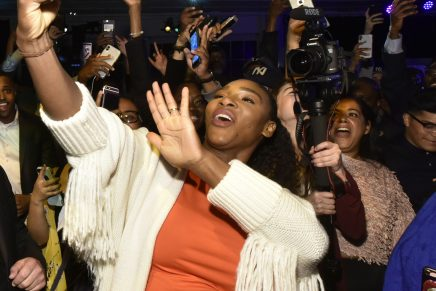 """Serena Williams & HBO Hosted a VIP Gallery/Party for Her Upcoming """"BEING SERENA"""" Docu-Series"""
