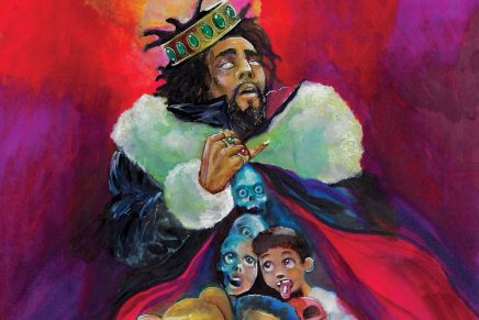 J. Cole is Dropping a New Album This Friday (DETAILS)