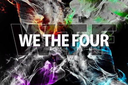 "Four Finger Ring Drops New Banger – ""Moderation"""