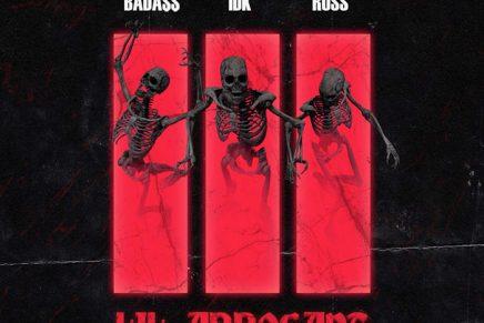 "IDK, Joey BADA$$ & Russ are a ""Lil Arrogant"" on New Track"