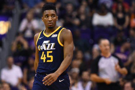NBA 2K's Ronnie2K says Utah Jazz's Donovan Mitchell deserves 83 NBA 2K18 rating