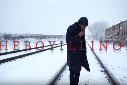 "The Boy Illinois Releases New Freestyle ""Othello""; Will Perform At Chicago's Biggest Festival"