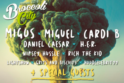 Good Things Come to Those That Wait Up! Here Are 10 Things We're Really Looking Forward to This Broccoli City Festival