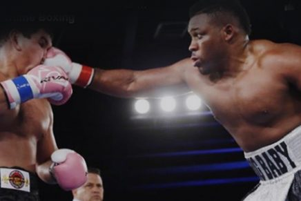 """RESPECT. Exclusive: Jarrell """"Big Baby"""" Miller Plans To KO His Way To A Championship Bout Opportunity"""