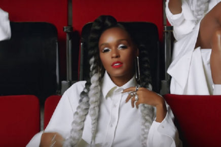 """Janelle Monáe Drops New Visual for """"I Like That"""""""