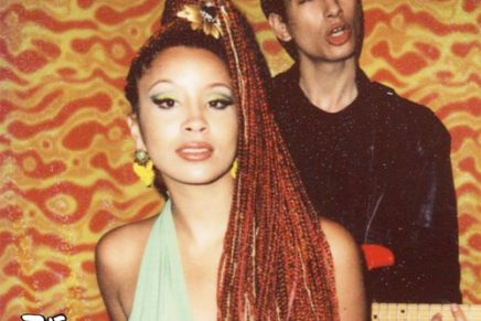 """Lion Babe Connect with Leikeli47 for """"The Wave"""""""