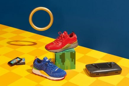 """Puma And Sega Announce Release Dates For """"Sonic The Hedgehog"""" Sneakers'"""