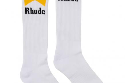 Rhude launches Signature Championship Socks