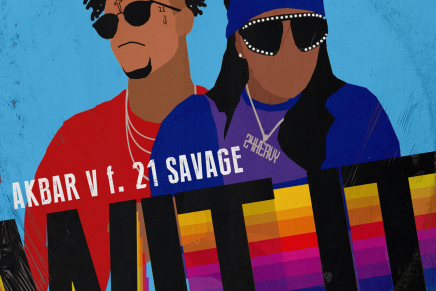 "Akbar V & 21 Savage Release New Single, ""Wit It"""