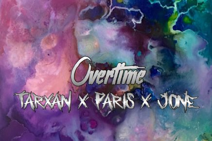 "Las Vegas Native Jone Calls on Paris & TarXan for Debut Single, ""Overtime"""