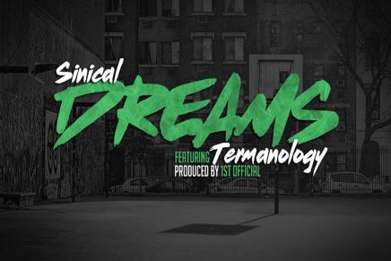 "#PeepTheVisual: Sinical- ""Dreams"" feat Termanology"