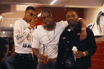 Krept & Konan Celebrated Restaurant Opening with New Visual [WATCH]