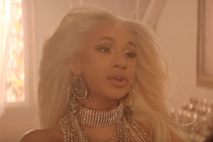"Cardi B Drops New Visual for ""Be Careful"""