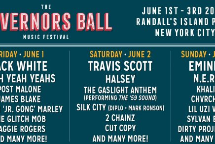 PREVIEW: Governors Ball 2018